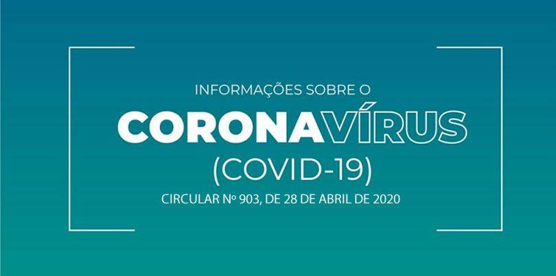 Circular Nº 903, de 28 de Abril de 2020