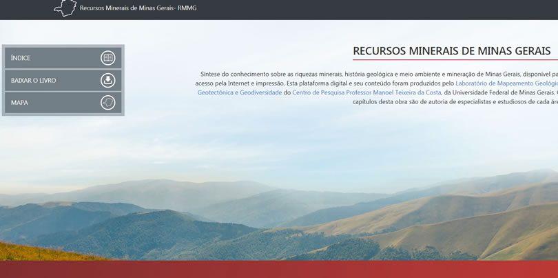 Recursos Minerais de Minas Gerais On Line