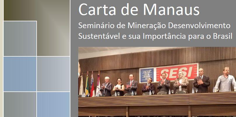 Carta de Manaus
